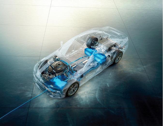 亚博_全球电动车交付突破25万辆,宝马首推无线充电技术引入中国